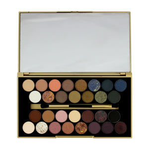 Makeup Revolution BBB Fortune Favours the Brave 30 Eyeshadow CLR