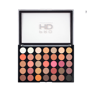 Makeup Revolution Pro HD Amplified 35 Palette Innovation
