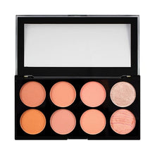 Load image into Gallery viewer, Makeup Revolution Ultra Blush Palette Hot Spice - Makeup