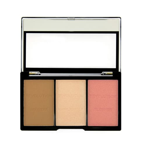 Makeup Revolution Ultra Sculpt & Contour Kit - Ultra Fair C01 - Makeup