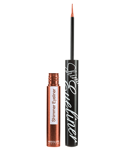 ABSOLUTE NEW YORK SHIMMER EYELINER - RED