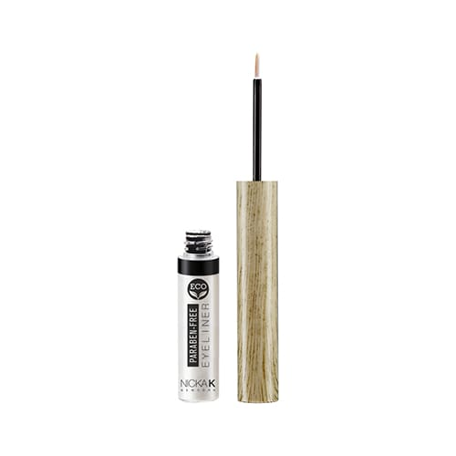 Nicka K Eco Eye Liner - Metal White - Makeup