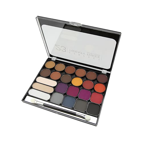 Nicka K Eye Shadow Perfect 23 Colors Ap036 - Makeup