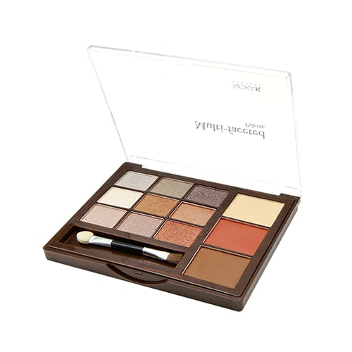 Nicka K New York Pro Collection Multi-Faceted Palette Nya50 - Makeup