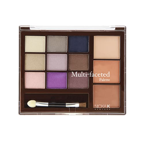 Nicka K New York Pro Collection Multi-Faceted Palette Nya51 - Makeup