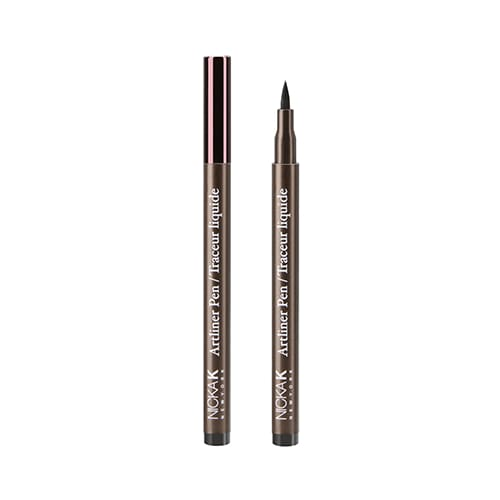 Nicka K New York Artliner Pen - Black - Makeup