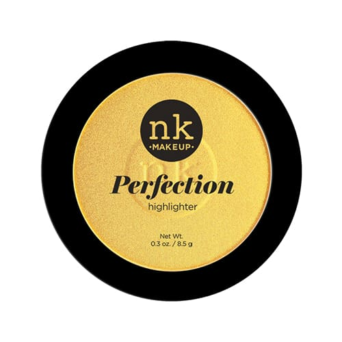 Nicka K Perfection Highlighter - 24K Gold - Makeup