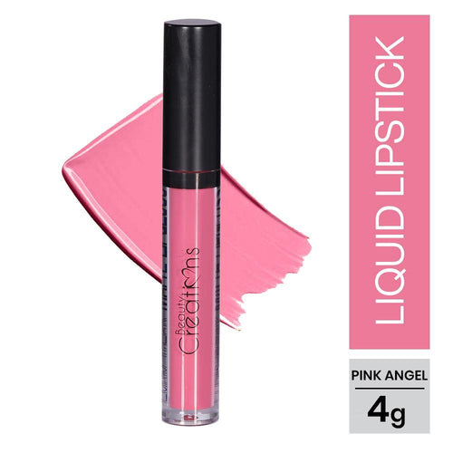 Beauty Creations Long Wear Matte Lip Gloss - Pink Angel