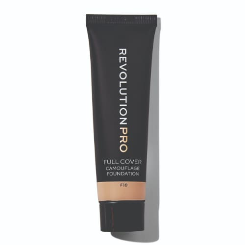 Revolution Pro - Full Cover Camouflage Foundation - F10 - Makeup