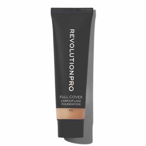 Revolution Pro - Full Cover Camouflage Foundation - F11 - Makeup