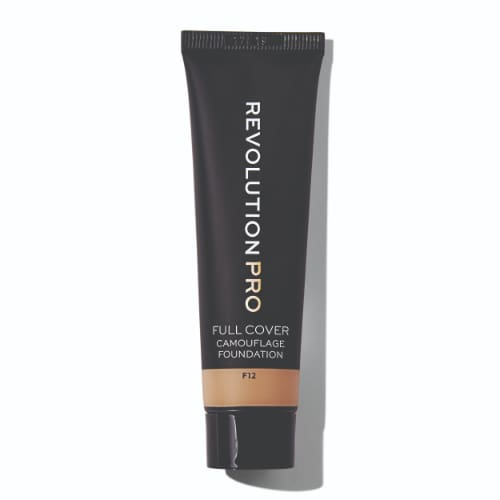 Revolution Pro - Full Cover Camouflage Foundation - F12 - Makeup