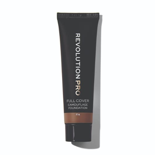 Revolution Pro - Full Cover Camouflage Foundation - F14 - Makeup