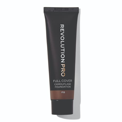 Revolution Pro - Full Cover Camouflage Foundation - F15 - Makeup