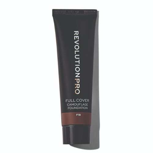 Revolution Pro - Full Cover Camouflage Foundation - F18 - Makeup