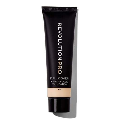Revolution Pro - Full Cover Camouflage Foundation - F6 - Makeup