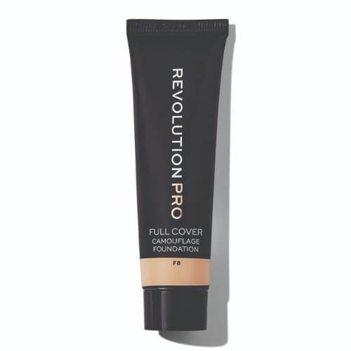 Revolution Pro - Full Cover Camouflage Foundation - F8 - Makeup