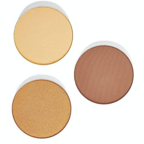 Revolution Pro Refill Contour Pack - Dark - Makeup