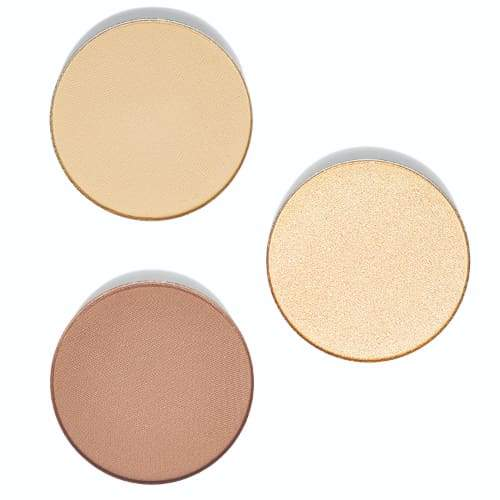 Revolution Pro Refill Contour Pack - Medium - Makeup