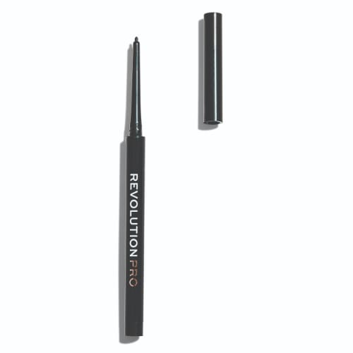 Revolution Pro Ultra Fine Gel Pencil - Blackest Black - Makeup