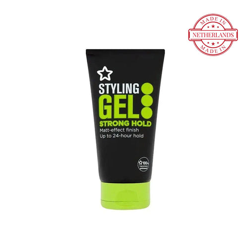 Superdrug Mens Hair Gel 150ml