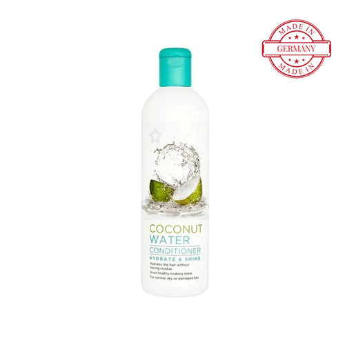 Superdrug Coconut Water Conditioner 400ml