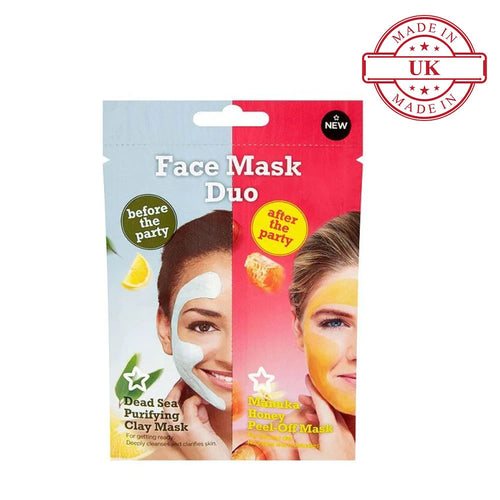 Superdrug Skin Rescue Honey Clay Mask Kit