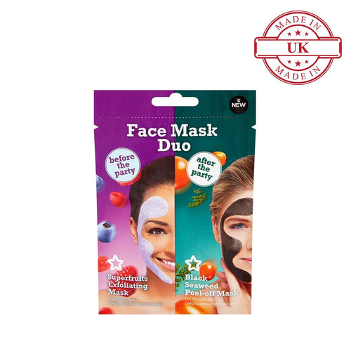 Superdrug Skin Rescue Seaweed Mask Kit 12ml