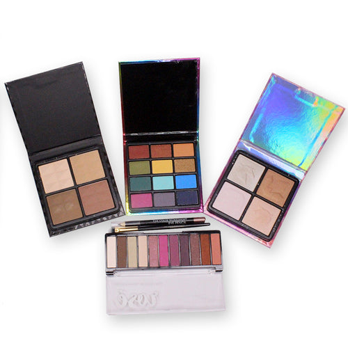 The Color Workshop Essential Makeup Combo Set Of 4 Pcs