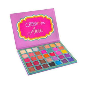 Beauty Creations 35 Color Pro Eyeshadow Palette - Anna