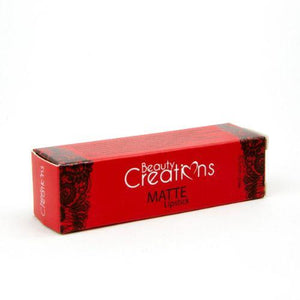 Beauty Creations Matte Lipstick - My Cherry