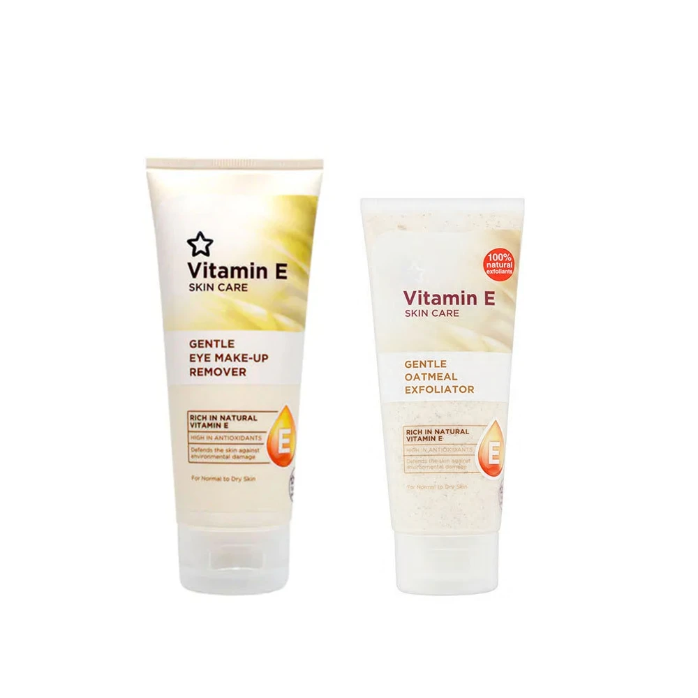 Superdrug Vitamin E Cleansing Kit