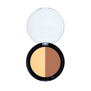 Wet n Wild MegaGlo Contouring Palette - Caramel Toffee(CLR)