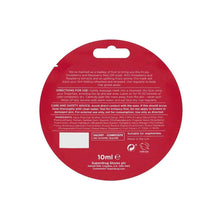 Load image into Gallery viewer, Superdrug Fruity Strawberry and Raspberry Peel-off Face Mask 10ml