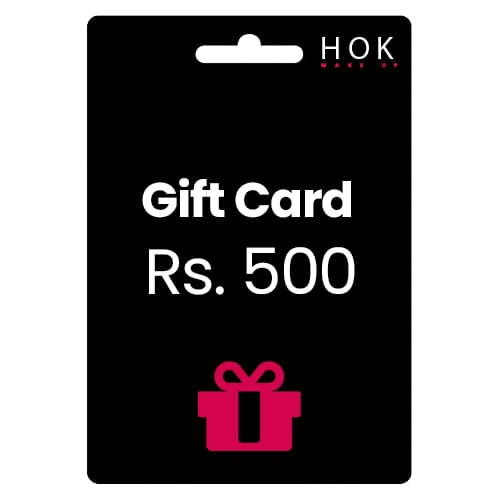 Gift Card - Inr 500 - Gift Card