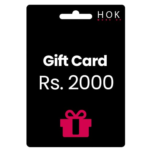 Gift Card - Inr 2000 - Gift Card