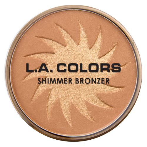 LA Colors Shimmer Bronzer