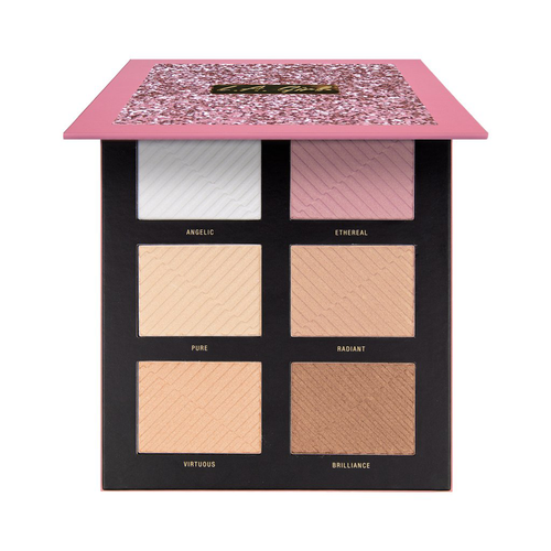L.A. Girl Reverie 6 Color Highlighter Palette