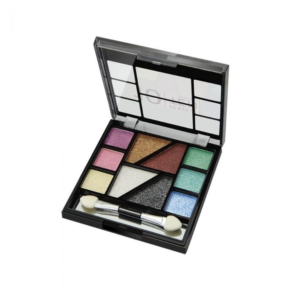 Nicka K Perfect Ten Colors Eyeshadow Palette