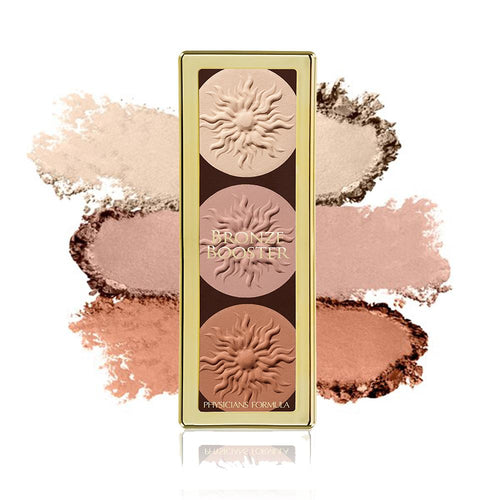 Physicians Formula Bronze Booster Glow-Boosting Strobe And Contour Palette -Matte Sculpting Palette
