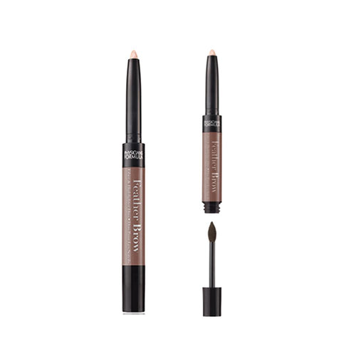 Physicians Formula Eye Booster Feather Brow Fiber & Highlighter Duo - Brunette