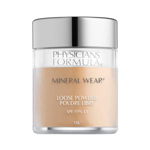 Physicians Formula  Mineral Wear Loose Powder Spf 15- Creamy Natural