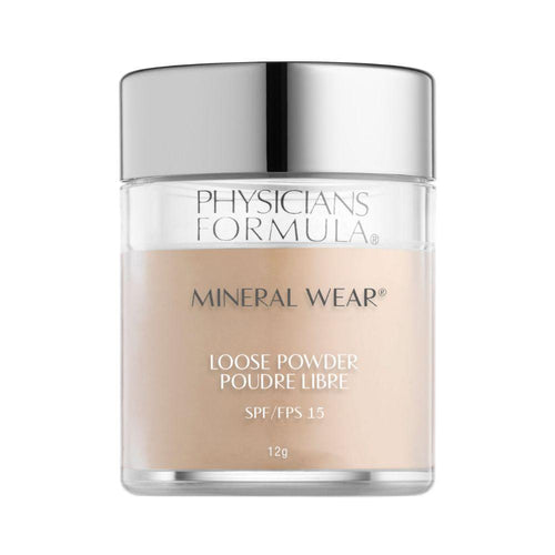 Physicians Formula  Mineral Wear Loose Powder Spf 15 - Translucent Light
