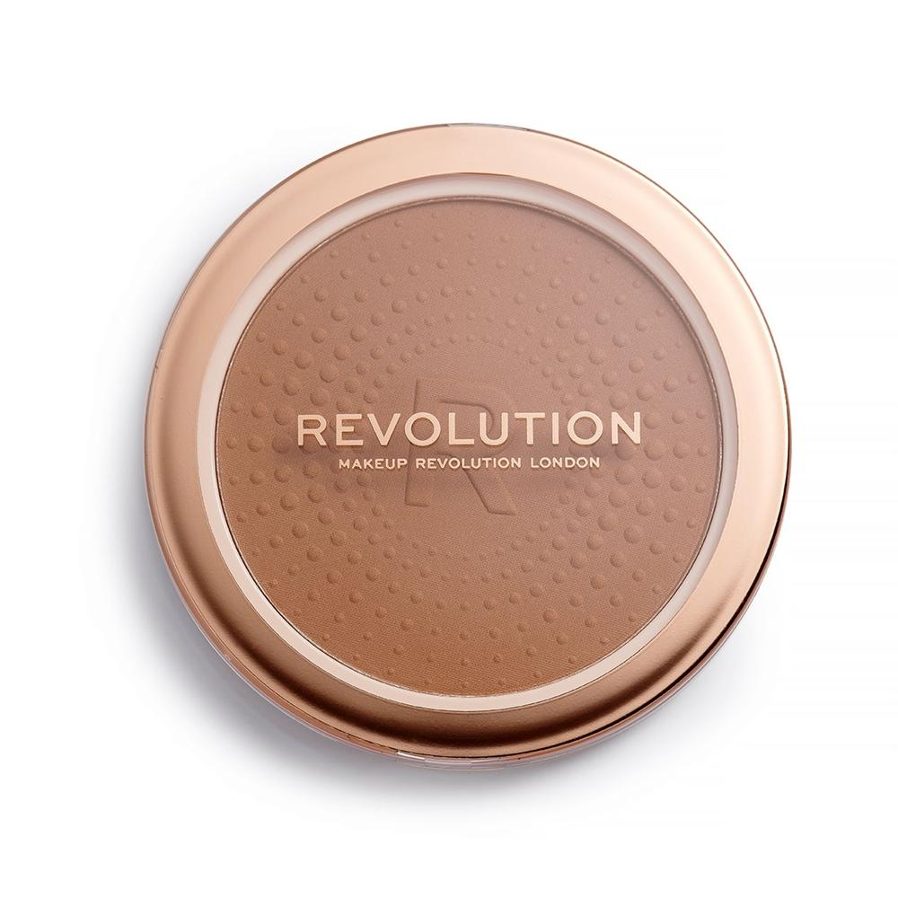 Makeup Revolution Mega Bronzer 02 - Warm(CLR)