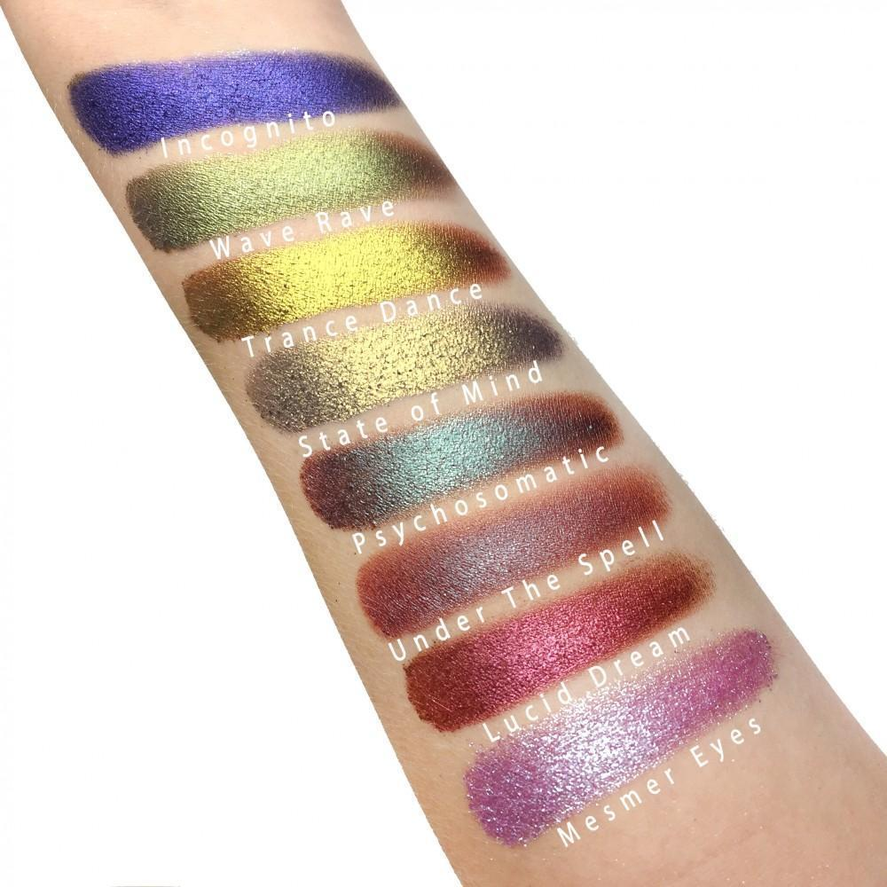 Rude Cosmetics Hypnotic Hyper Eyeshadow - Trance Dance