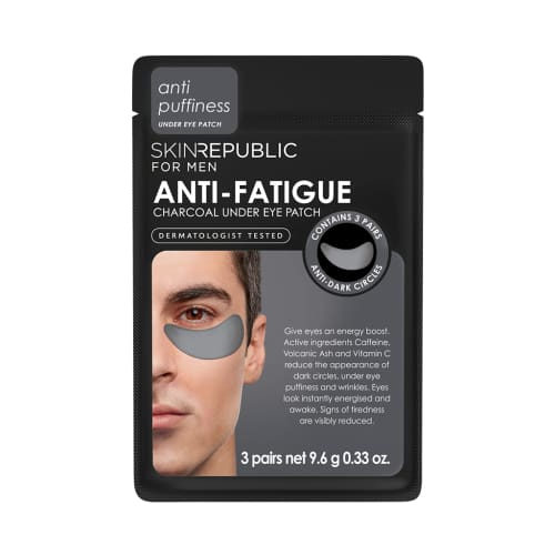 Skin Republic Mens Anti-Fatigue Under Eye Patch - Skincare
