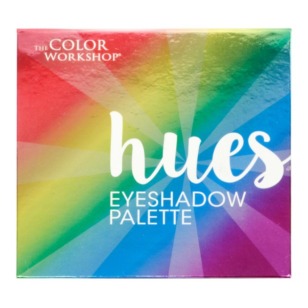 The Color Workshop Essential Compacts - Hues Eyeshadow Palette