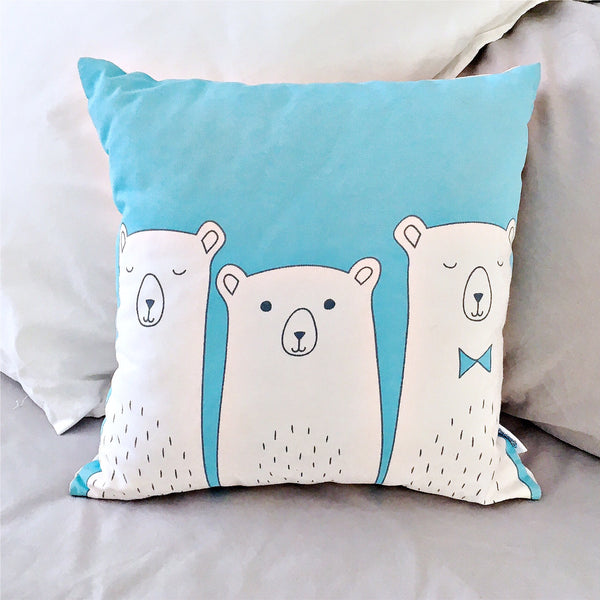 3 Little bears scatter - Blue