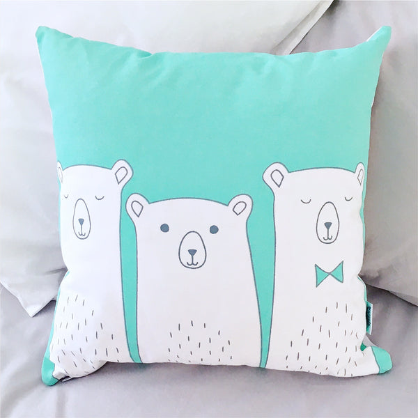 3 Little bears scatter - Mint