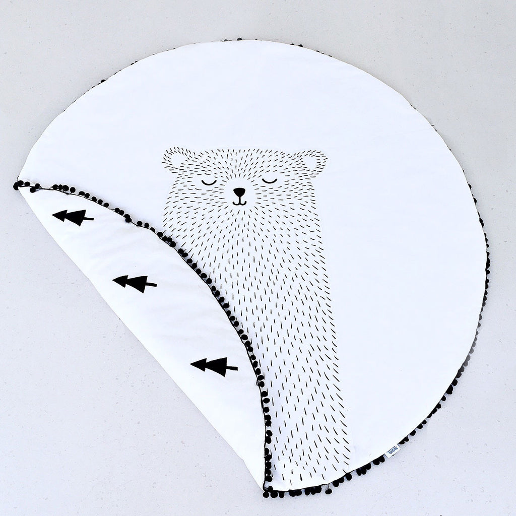Mr Bear Playmat