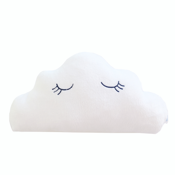 Sleepy cloud plushie